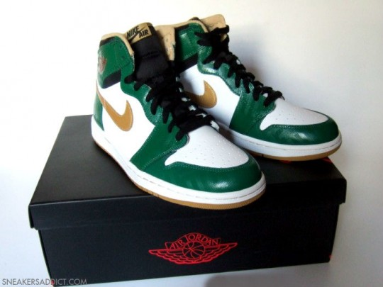 Air Jordan 1 Retro OG High Celtics   Release Date