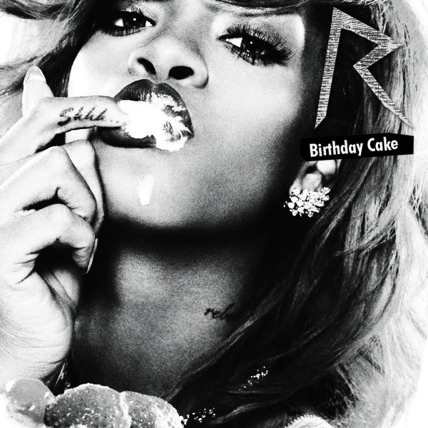 Tremendous Rihanna Birthday Cake Remix Ft Chris Brown Download Listen Personalised Birthday Cards Cominlily Jamesorg