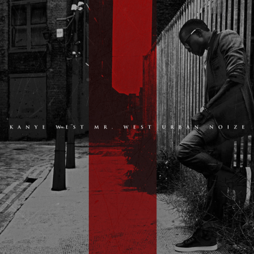 Urban Noize Amp Kanye West Mr West Album Cover