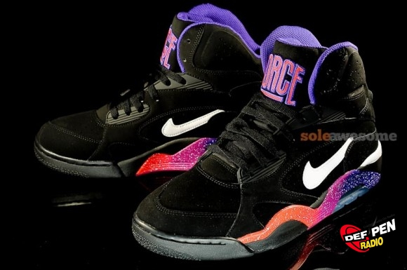 Nike Air Force 180 Mid Phoenix Suns