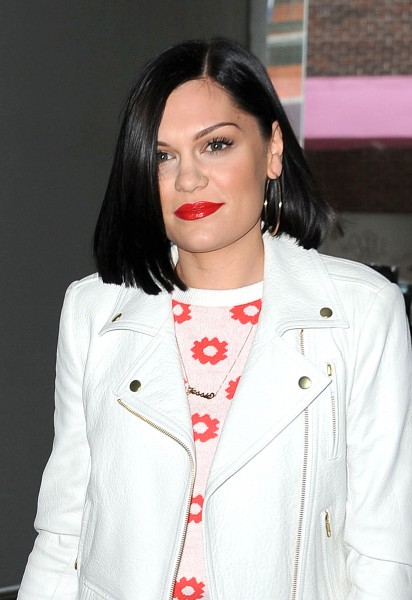 Jessie J Steps Out In The Big Apple