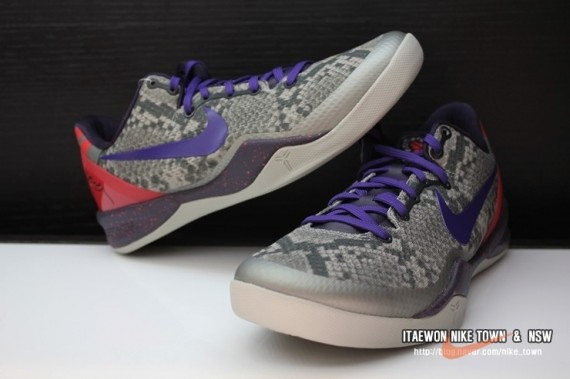 best service 47a4f 16971 The Kobe 9 is a few months away… so its apparent that Nike is not done with  releasing Nike Kobe 8 color ways. Today we have a new colorway that has  been ...