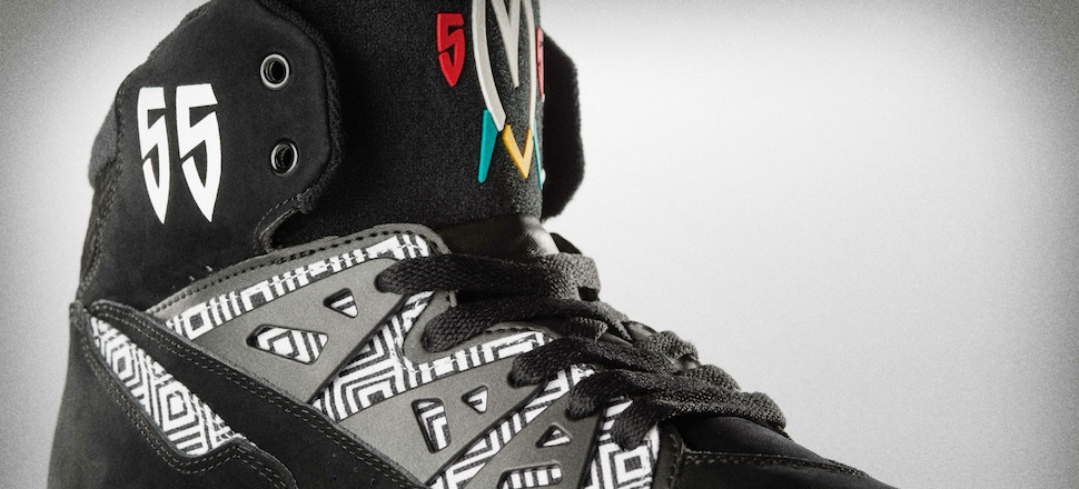 brand new 529d5 ba86b FIrst released in 1993 for the 4 time NBA defensive player of the year  Dikembe Mutombo. This adidas originals basketball shoe is now back in the  game.