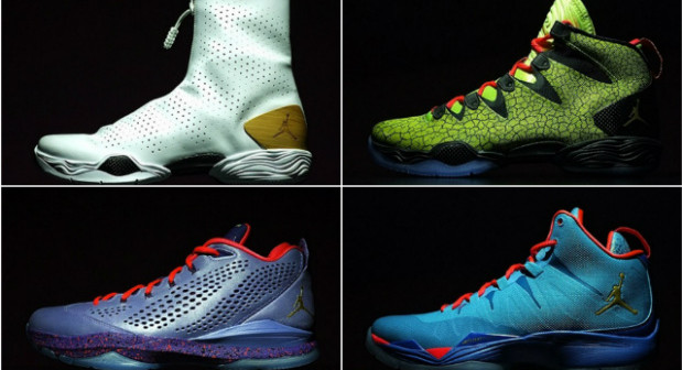"free shipping b758d 96159 2014 Jordan Brand ""All-Star"" Pack – First Look"