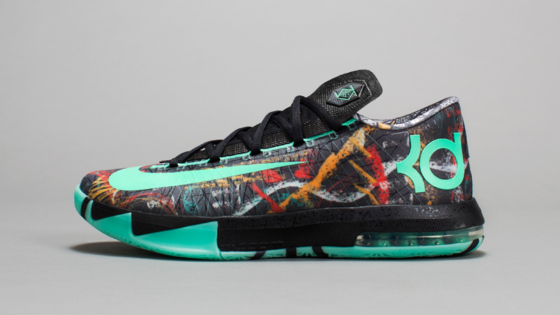 lowest price ef1bf 3af45 KD VI Illusion Not everything is what it first appears to be in New  Orleans. Similarly, Durant defies the perception of a near seven-footer –  an illusion of ...