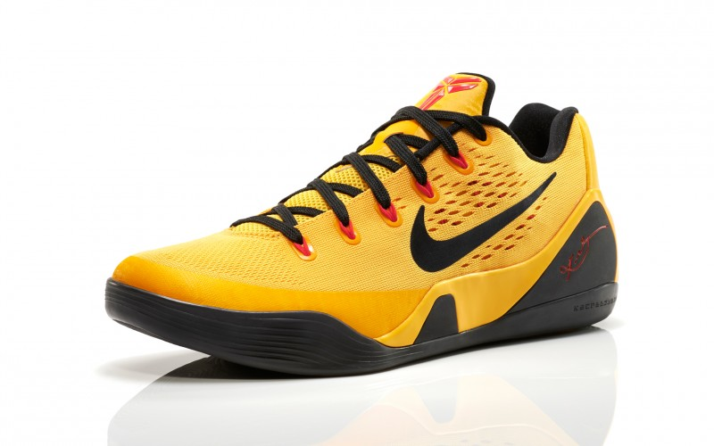 """81cc06dce232b1 Footlocker took to their official blog to provide release details and  information for the upcoming Nike Kobe 9 EM """"Bruce Lee"""". The official color  way for ..."""