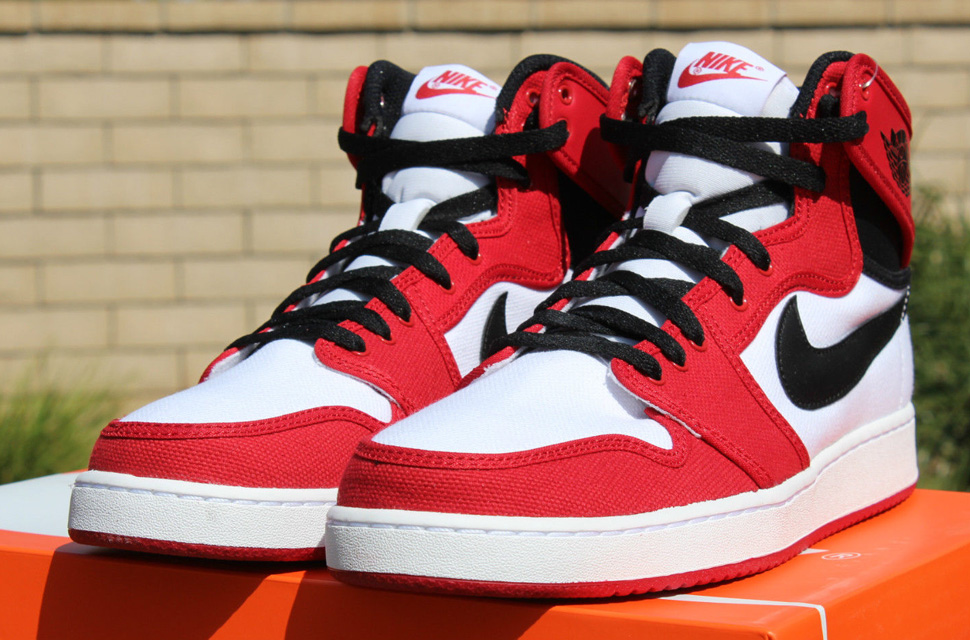 "the latest 46572 72e69 Air Jordan 1 Retro KO High ""Chicago"" – Detailed Pictures"