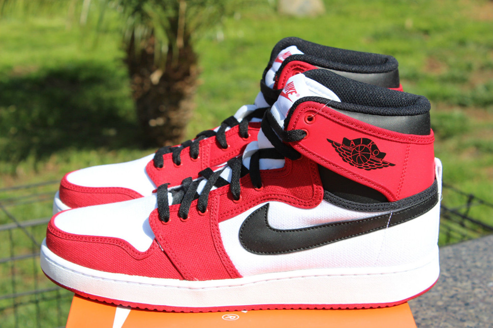 "the latest 4e60f 95fb3 Air Jordan 1 Retro KO High ""Chicago"" – Detailed Pictures"