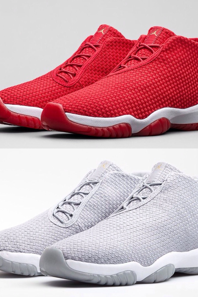 the best attitude 5f3e0 51d3b Air Jordan Future  Gym Red     Wolf Grey  - Foot Locker Release Details