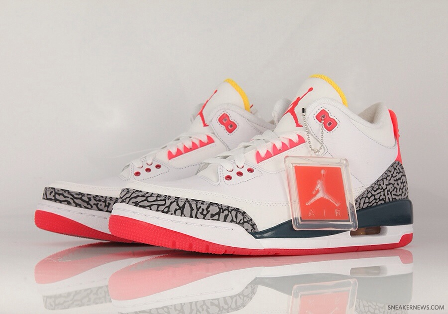 Sole Fly x Air Jordan 3 Retro  Lotto  - New Detailed Pictures 7b7ec72f56