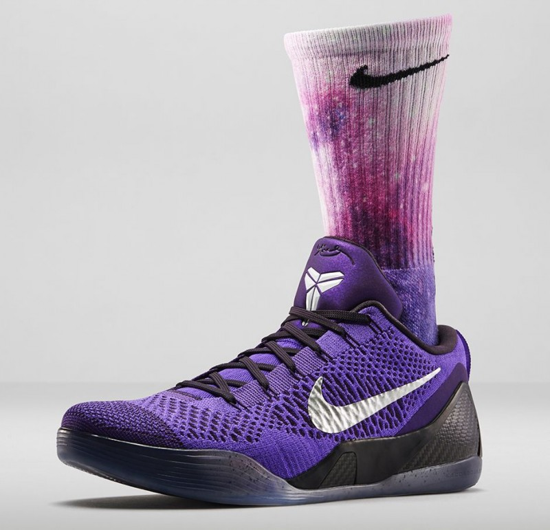 reputable site ed559 29b9a The Nike Elite Digital Ink Crew sock will also be available for  30 at  select stores. Stay tuned for store info.