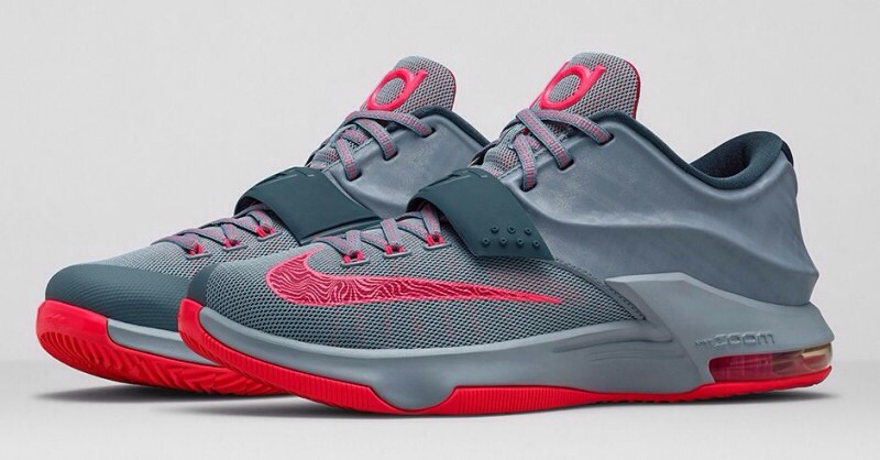 6db771c25233 Nike KD 7  Calm Before The Storm  - Foot Locker Release Details