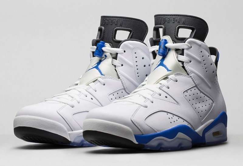d9fa78c6ff36 Air Jordan 6 Retro  Sport Blue  - Foot Locker Release Date