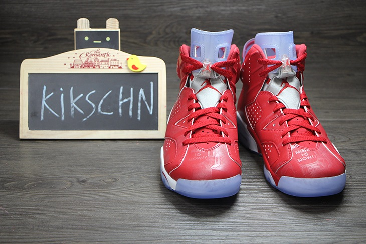 d273efc89949 Take a look at the new detailed pictures of the Air Jordan 6 Retro  Slam  Dunk  and let us know what you think.