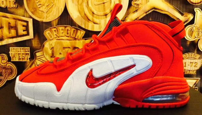 b5e4666823 Another colorway, the Nike Air Max Penny 1 'Red' is set to drop as well.  Earlier today we provided you guys with the release date for the upcoming  OG ...