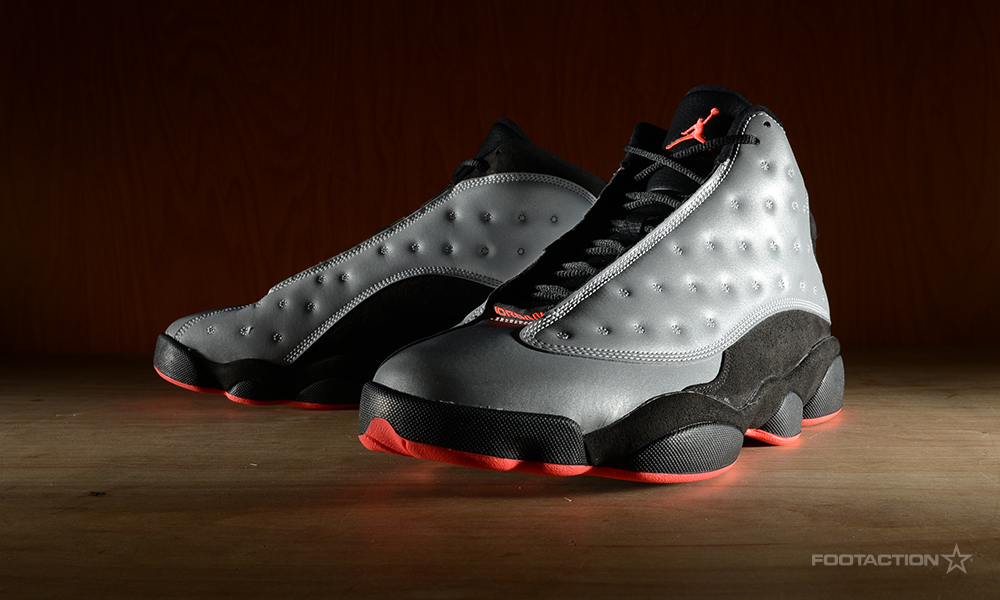 sale retailer 7bb51 17bee As expected the release details for this upcoming Air Jordan 13 Retro  Reflective  Silver  are rolling in from the various retailers that will be getting ...