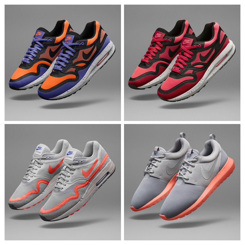 Cool Meets Comfort with Nike's New Breathe Collection Nike