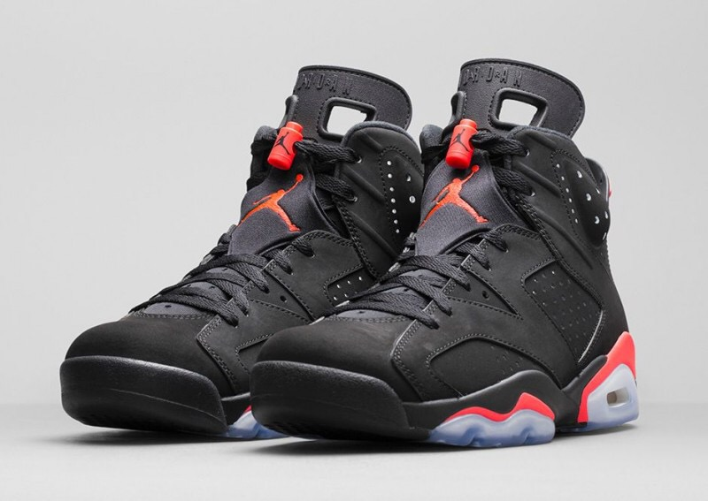 7b5109d4694c Foot Locker Provides Release Details For Air Jordan 6 Retro  Black Infrared  23