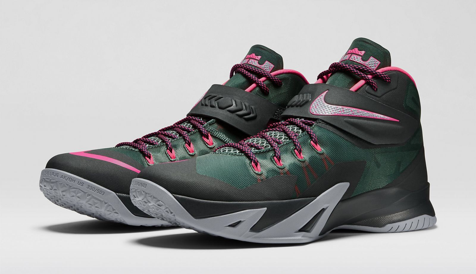 info for f28ed d0e0a Nike Zoom LeBron Soldier 8 'Seaweed' - Available Now