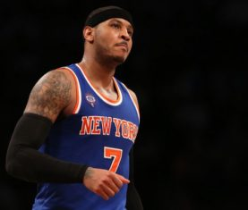 Carmelo Anthony - Adam Hunger, USA TODAY Sports