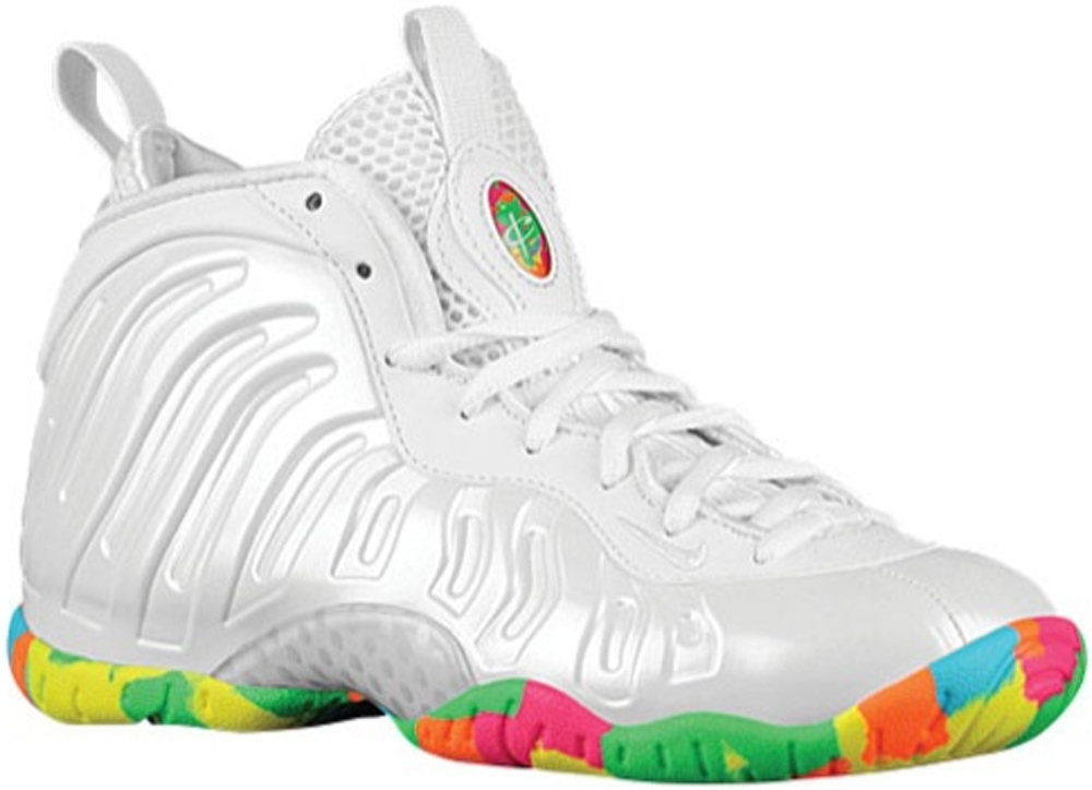 best sneakers b6ccd fd366 Kids Nike Air Foamposite One 'Fruity Pebbles' | Def Pen