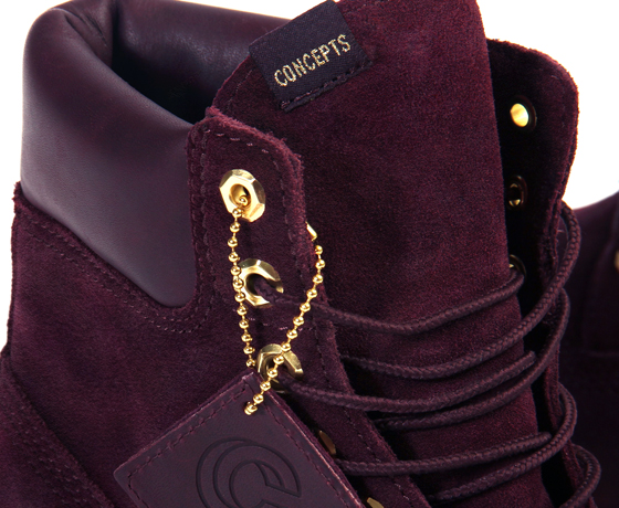 Concepts x Timberland 6 Inch Boot Release Details Def Pen  Def Pen