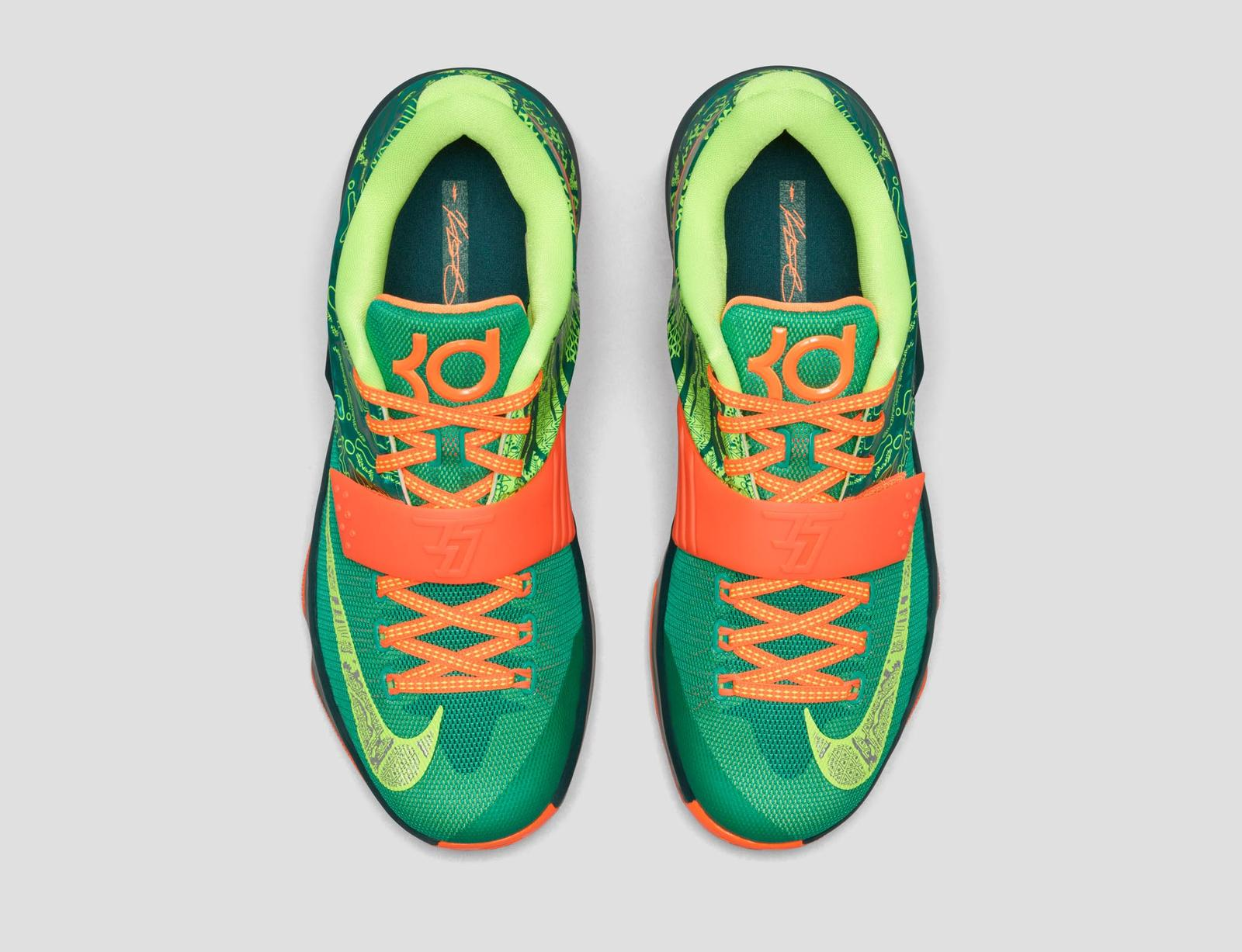 timeless design 79532 fd8ed Nike KD 7 'Weatherman' Officially Unveiled | Def Pen