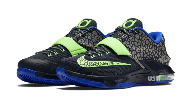 1d428da335c416 ... where to buy nike shoes kd 7 electric eel size 11.5 kd 7 future  colorways 5c38c