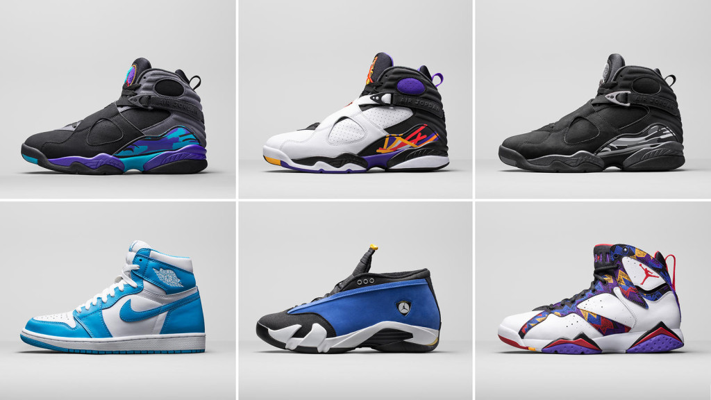 the latest 0ffcc af5a2 Jordan Brand Previews Holiday 2015 Lineup