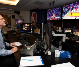 NBA Replay Center