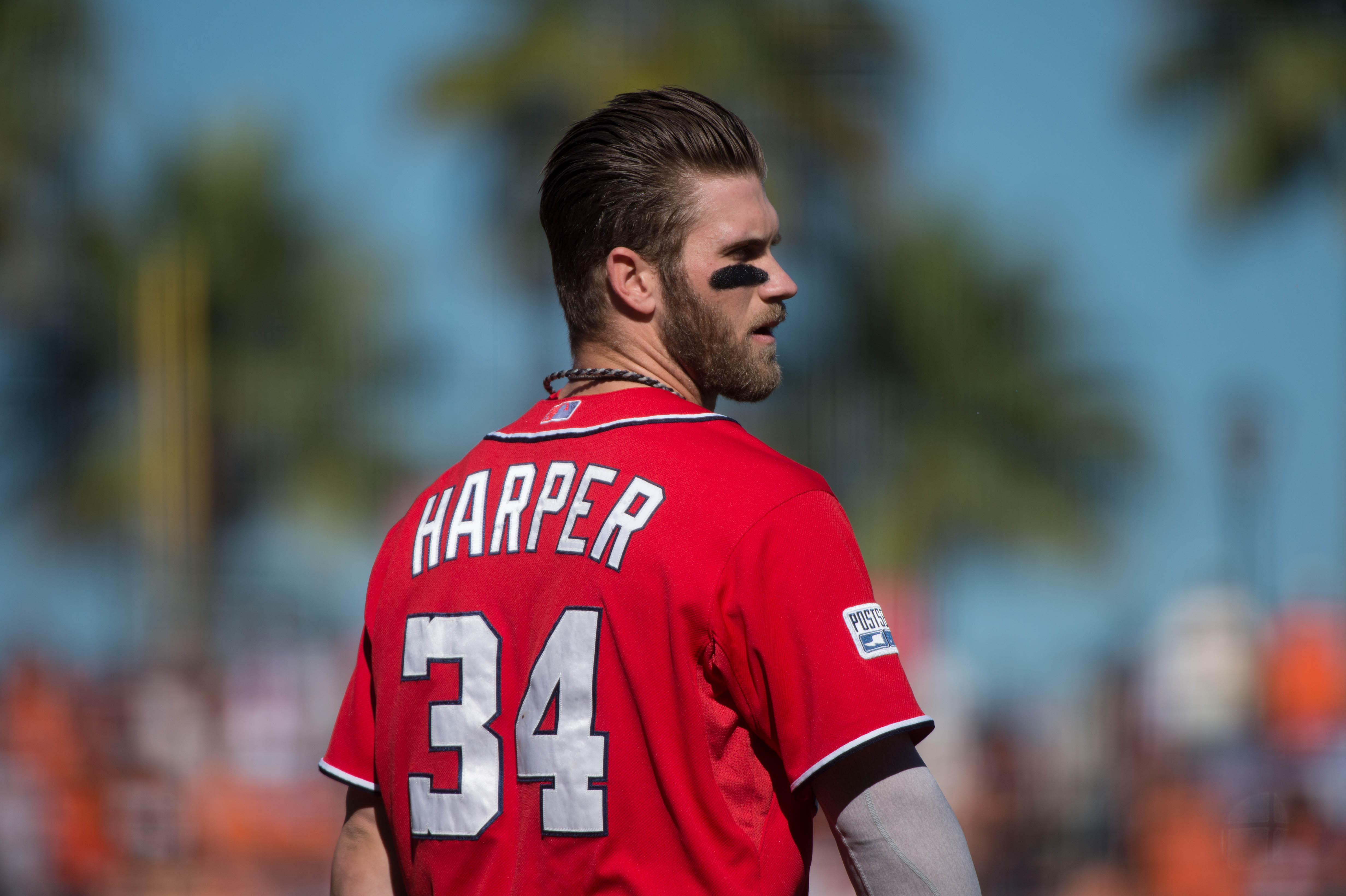 Bryce Harper Will Not Participate In 2015 Home Run Derby