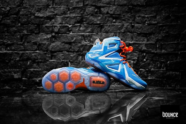 518ff64b8d9a Nike LeBron 12 Elite  Elevate  - Detailed Pictures