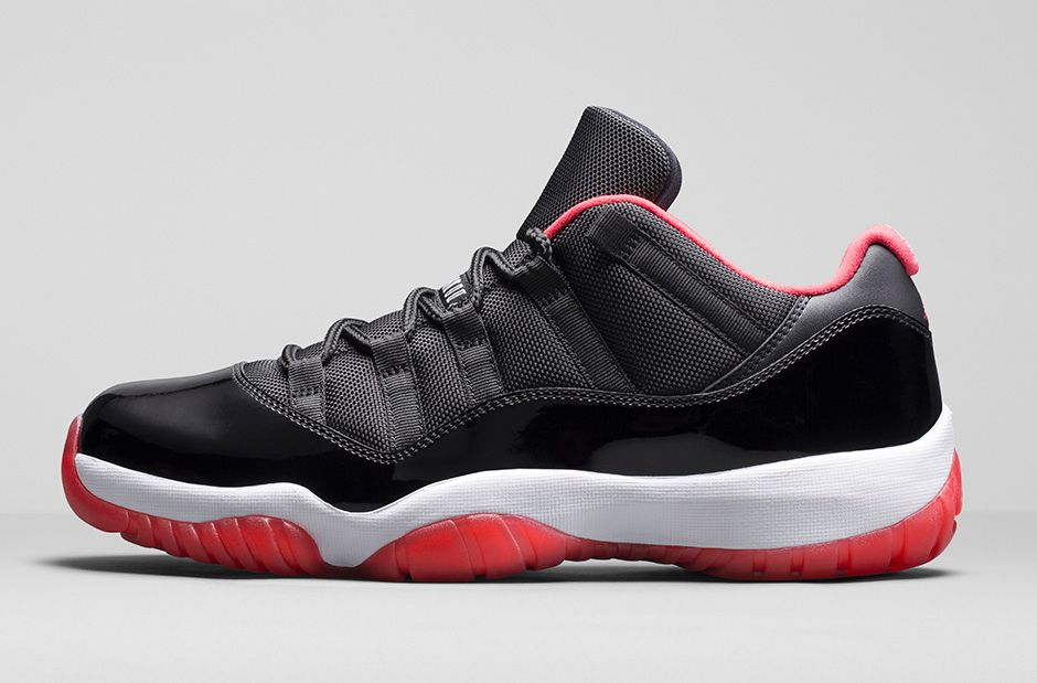 outlet store e6eb2 adce7 Air Jordan 11 Retro Low  True Red  – Nike Store Release Details