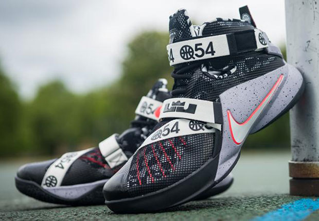 new styles 956c2 dd849 The Nike LeBron Soldier 9 'Quai 54' Releasing At Select Foot ...