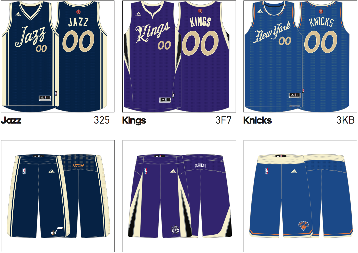 f78a48b0ecf9 Next Season s NBA Christmas Day Jerseys Released