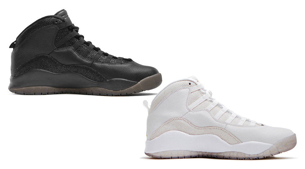9710dc44d0b Drake's Air Jordan 10 'OVO' Expected To Release Again This Year ...