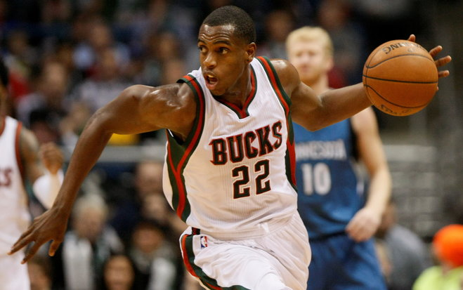Bucks Guard Khris Middleton