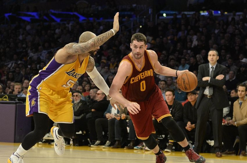 sports shoes 47a60 3b0f7 Lakers and Kevin Love will Meet Later this Week