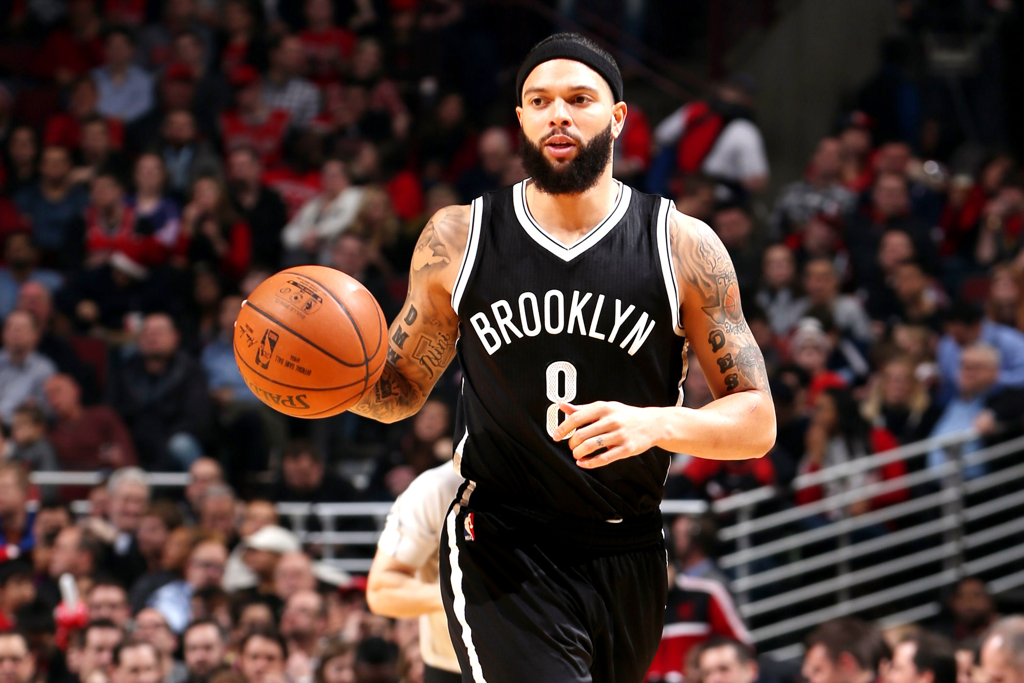 c4248ec69d7 Deron Williams Looking For Release From Nets So He Can Join Mavs ...