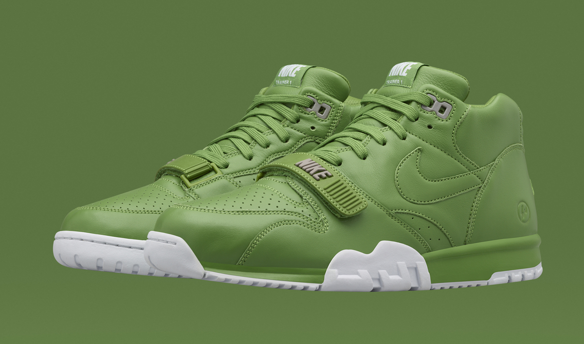 newest collection 94a97 8cffb ... fragment-nike-air-trainer-1-wimbledon-green-white ...