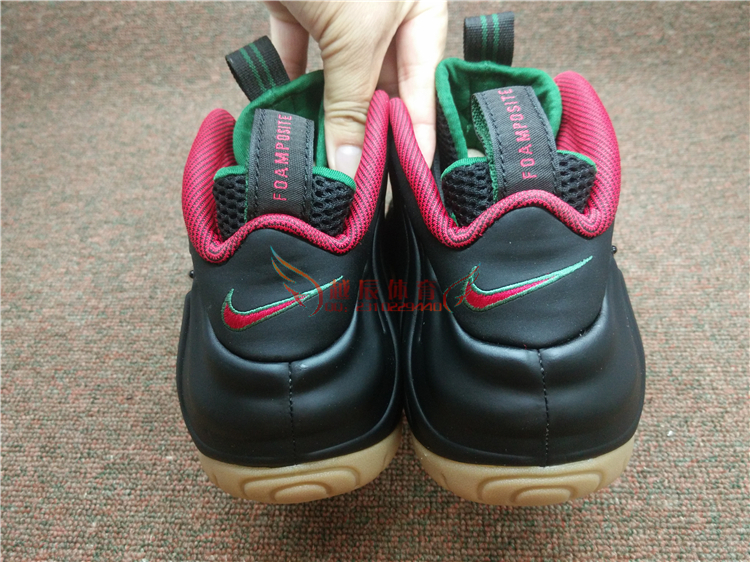 new styles 6786a 0718f Nike Air Foamposite Pro 'Gucci' - Detailed Pictures | Def Pen