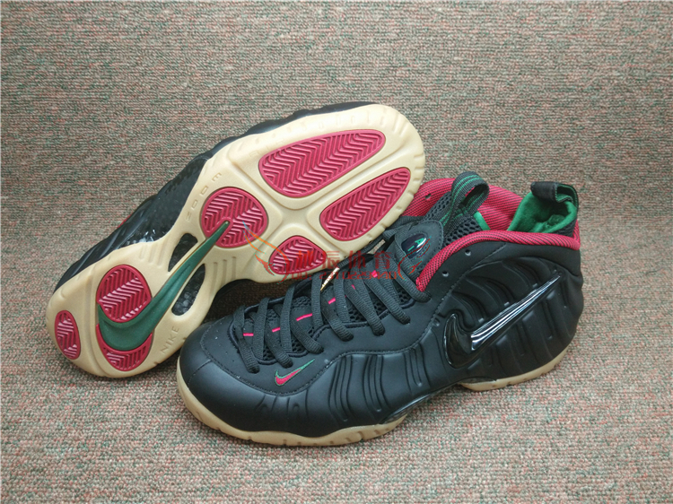 bda0c6dcb6c78 Nike Air Foamposite Pro  Gucci  - Detailed Pictures