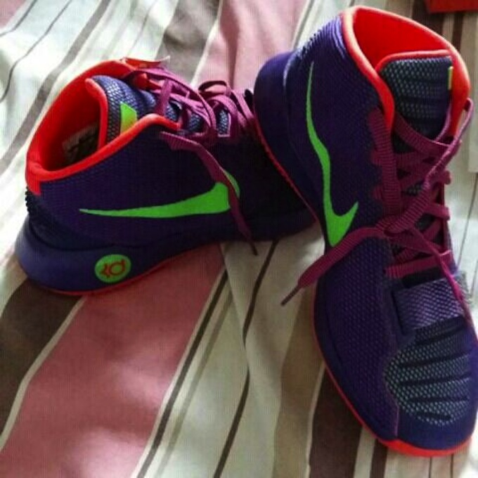 detailed look 8b5f3 d3dc4 nike-kd-trey-5-iii-purple-infrared-lime-green