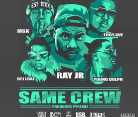 ray jr same crew remix