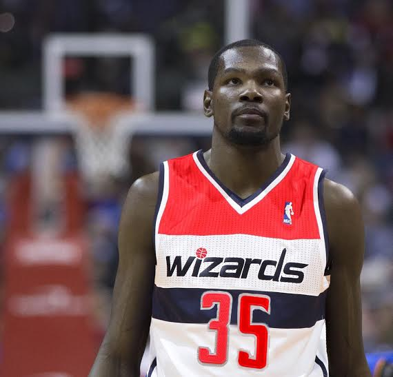 Kevin Durant Wizards 2016