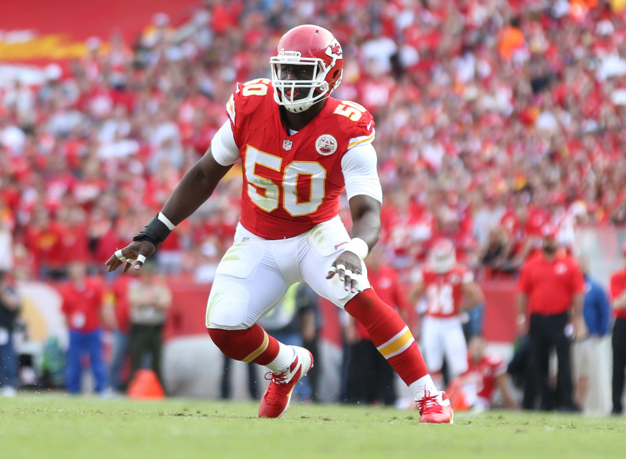 Justin Houston Signs 6 Year Extension With Chiefs