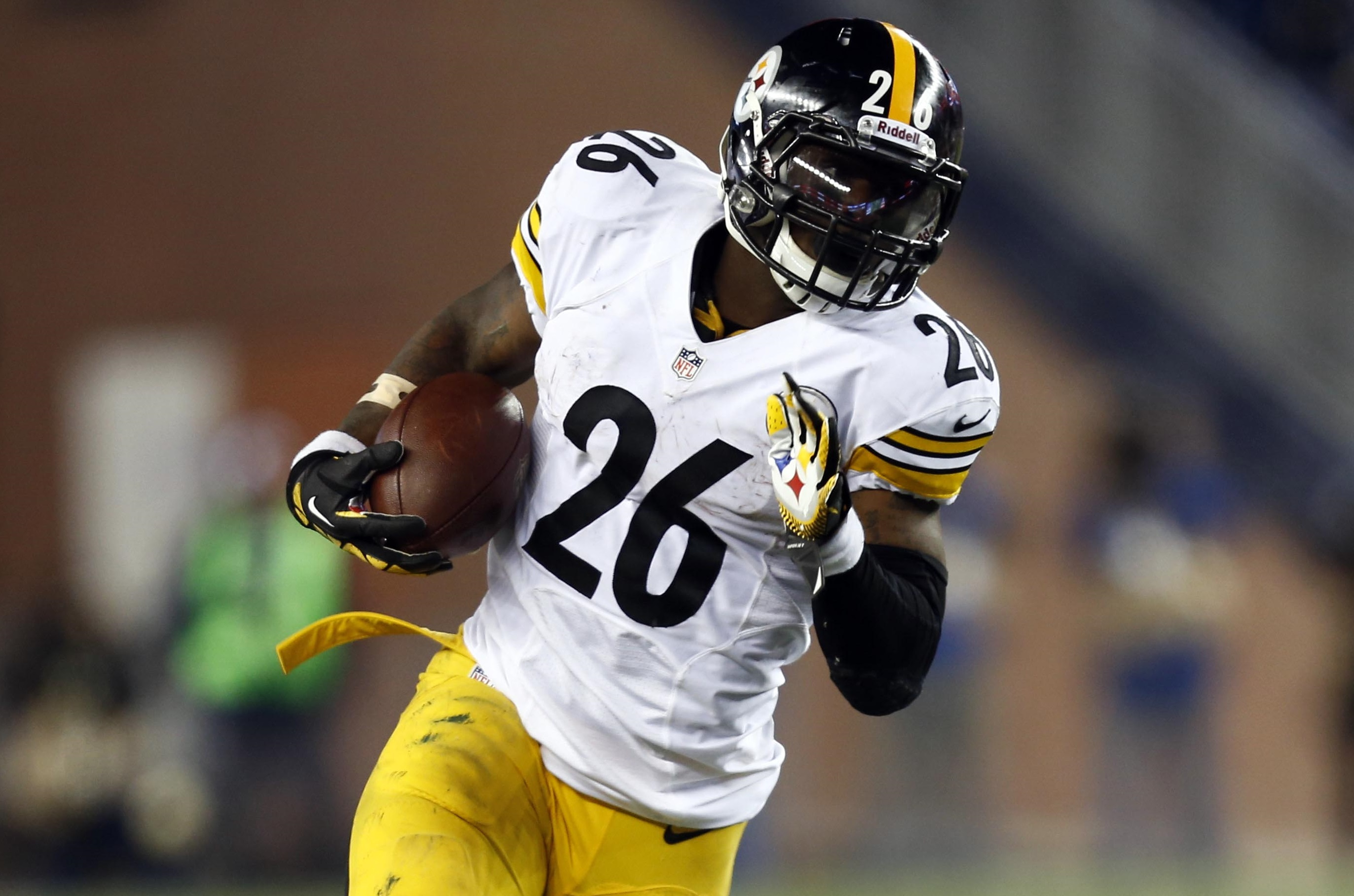 Le Veon Bell Wants To Stay With Pittsburgh Long Term