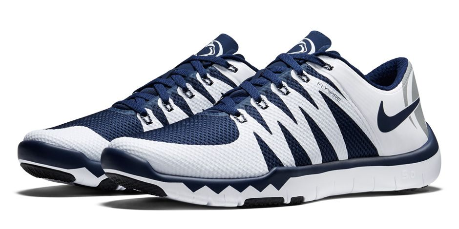 2515fc1bc68a image (24) image (25). Nike Free Trainer 5.0 V6 Penn State Nittany Lions   College Navy White
