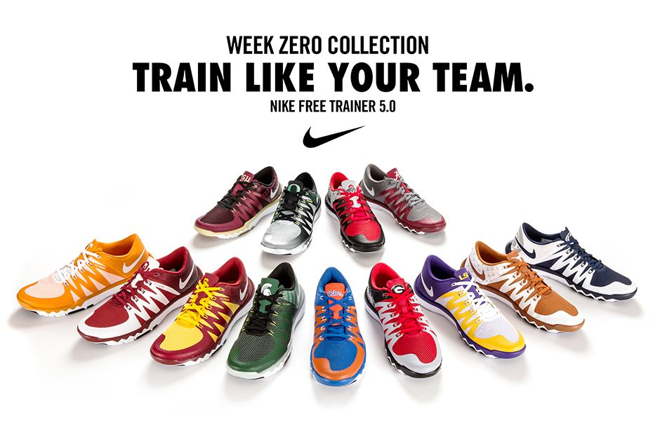 1ce6300e492e6 Nike Week Zero Collection