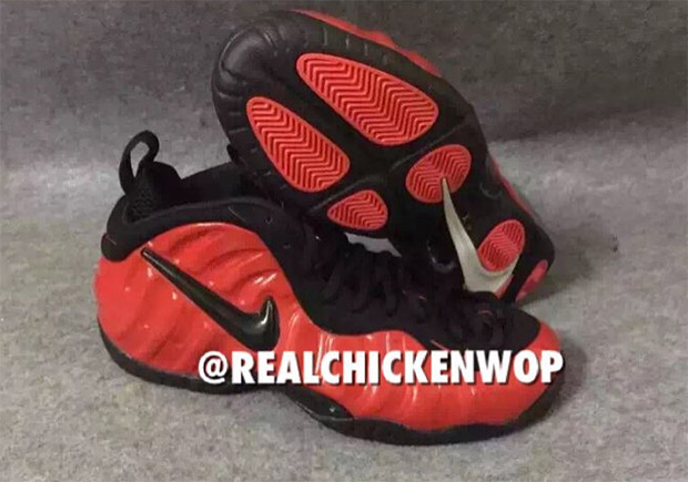 premium selection 41a72 ab0bf nike-air-foamposite-pro-red-black-2016